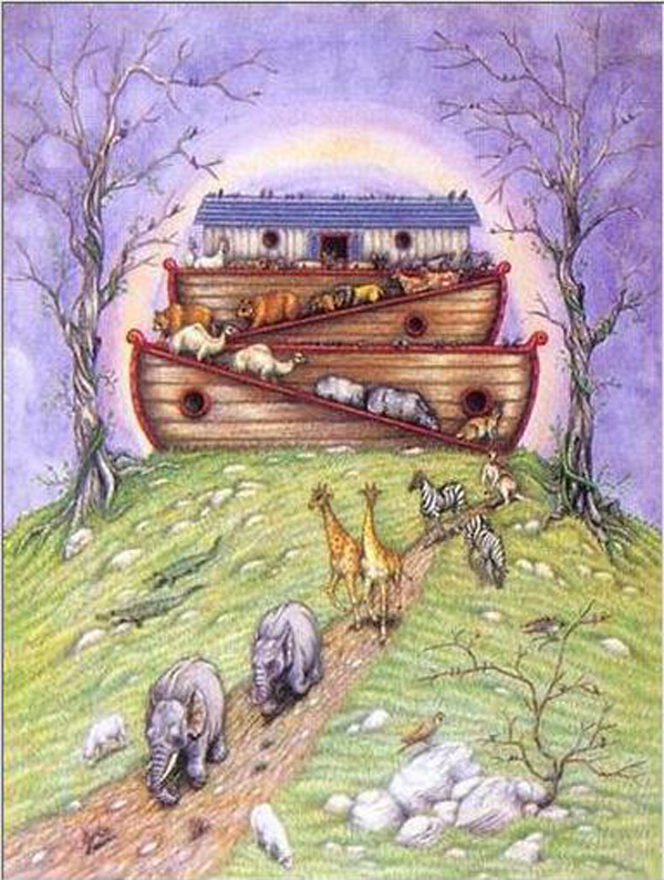 El Arca De Noé Para Niños