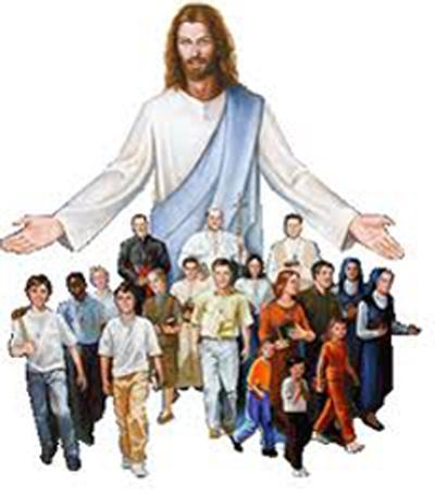 Resultado de imagen para IMAGEN DEL ENVÍO A SUS APOSTOLS
