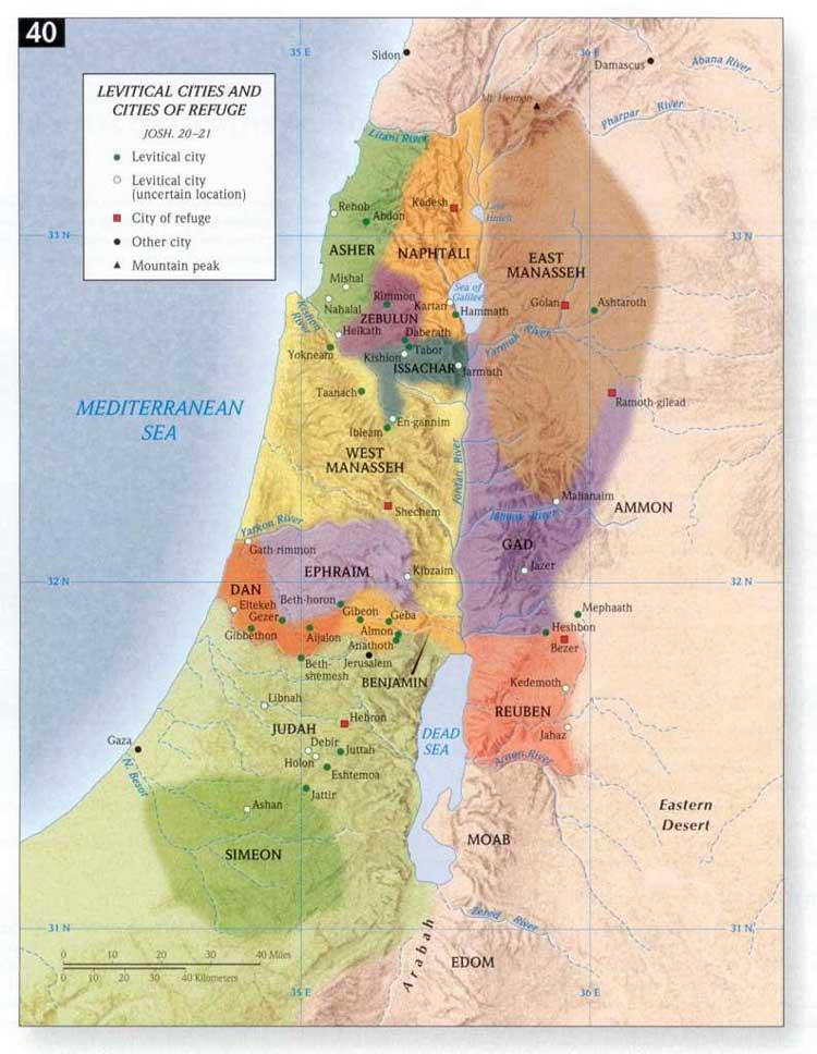 Los Jueces de Israel