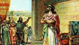 Divisin del Reino de Israel I