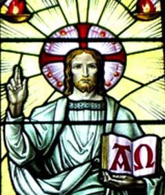 Jesus alfa y Omega