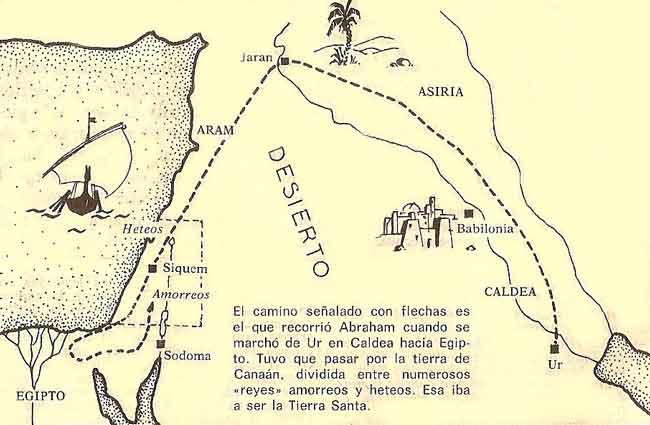 Ruta de Abraham