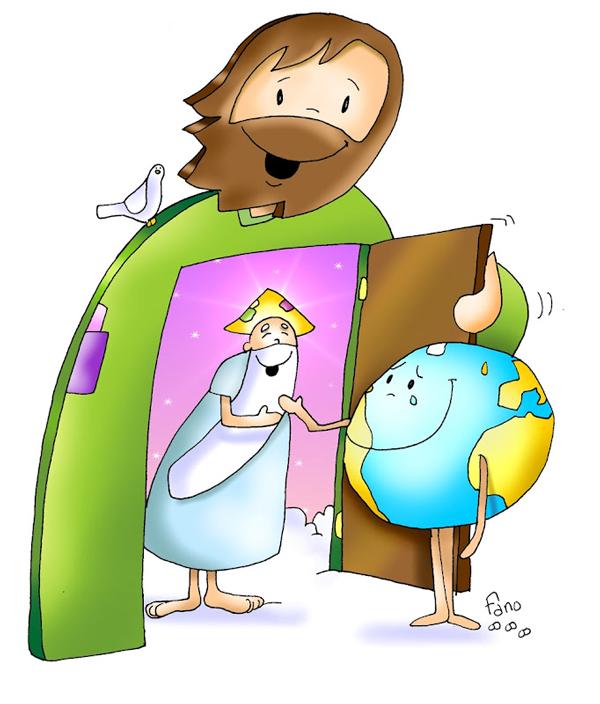 Resultado de imagen para Jesús ama al Padre