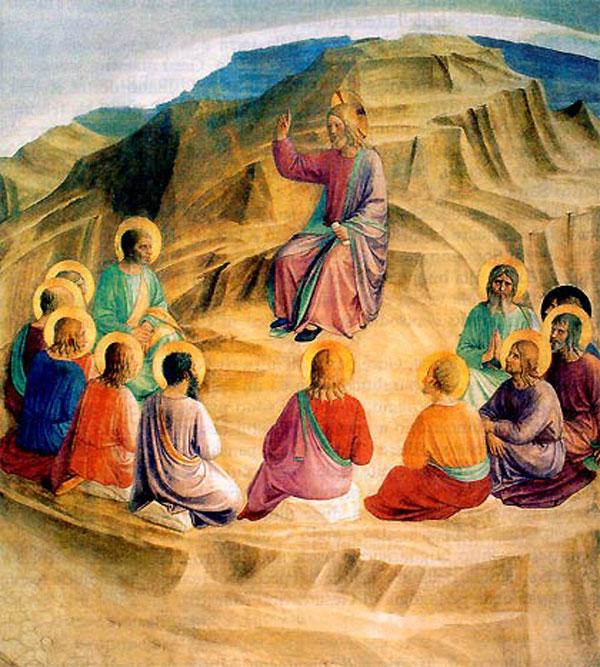 Resultado de imagen para El final del Sermón de la Misión