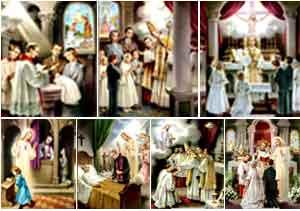 Regalos Que Nos Dejó Jesús Los Sacramentos